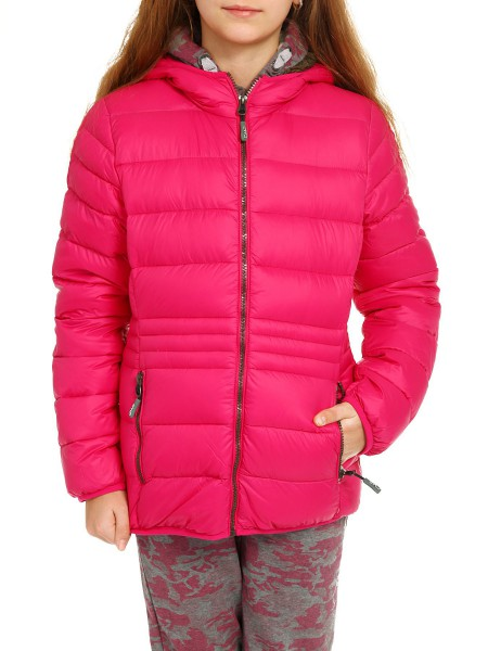 Куртка детская GIRL FIX HOOD JACKET CAMPAGNOLO