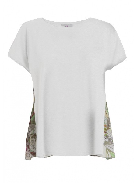 Футболка жен.Side Printed T-Shirt