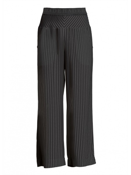 Брюки жен. Pinstriped Twill Crop Pants